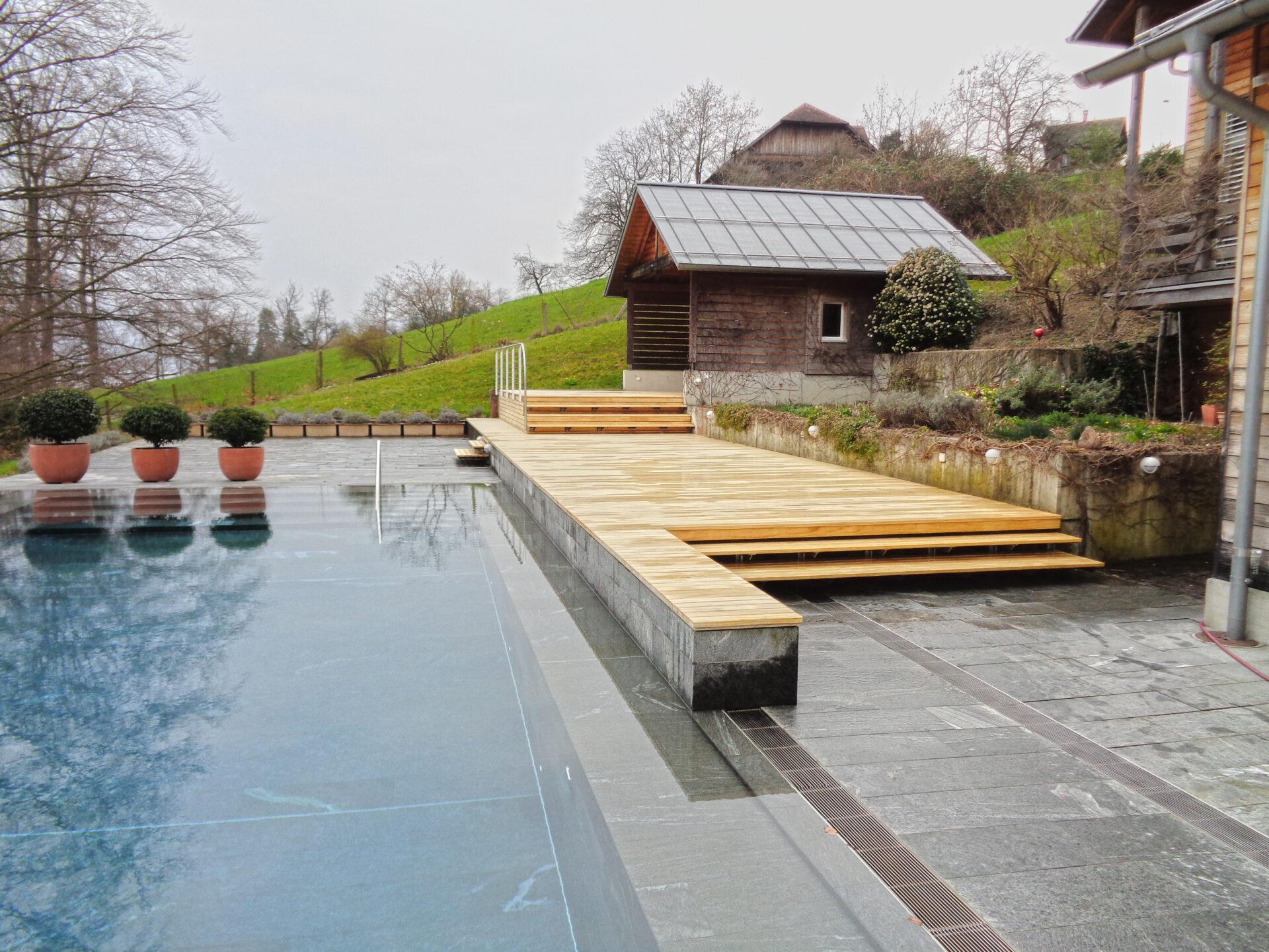 Terrassen | Hirschi Schreinerei | Adligenswil