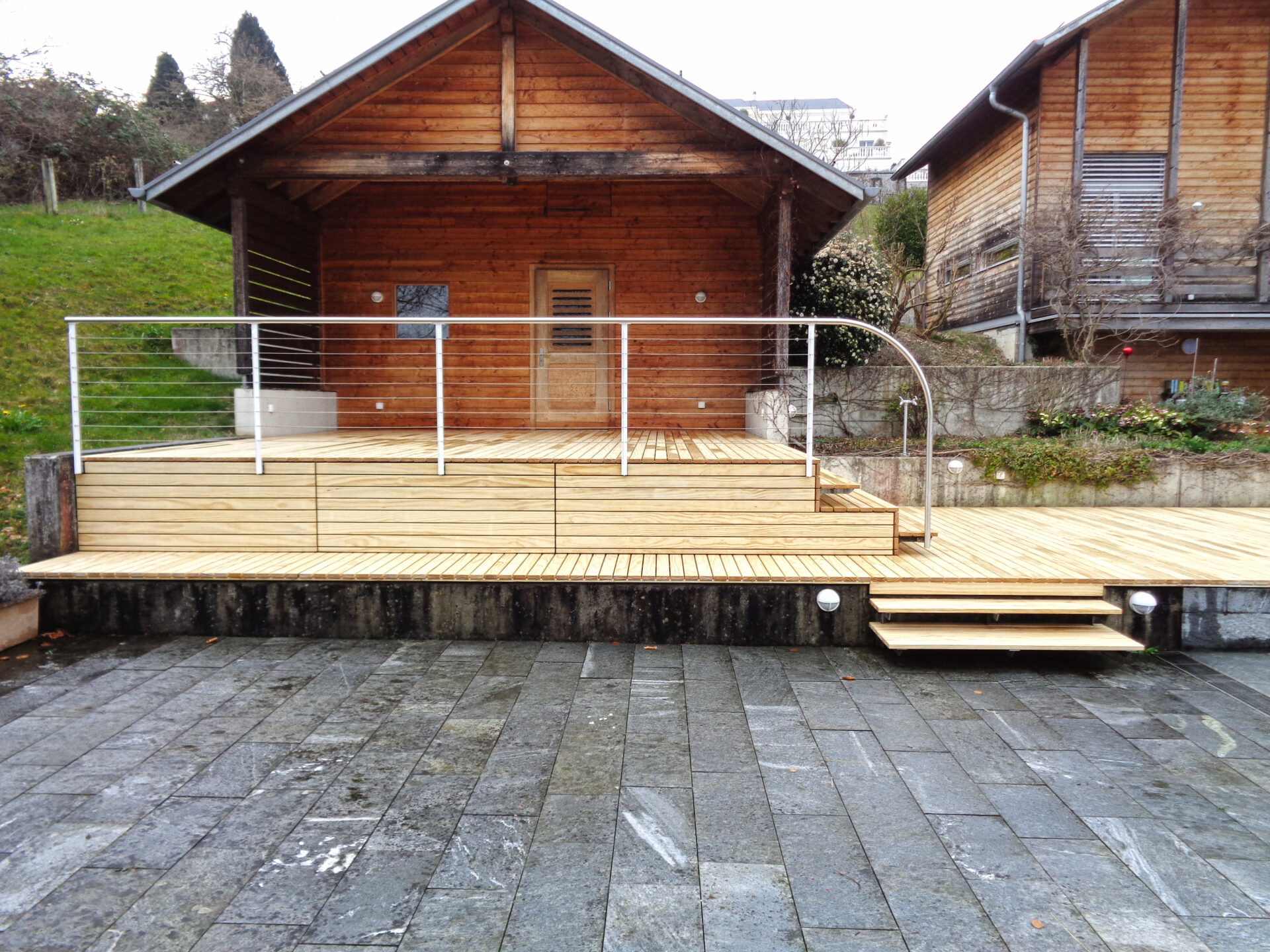 Terrassen   Hirschi Schreinerei   Adligenswil